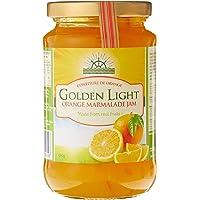 Golden Light Orange Marmalade Jam, Orange, 450 g