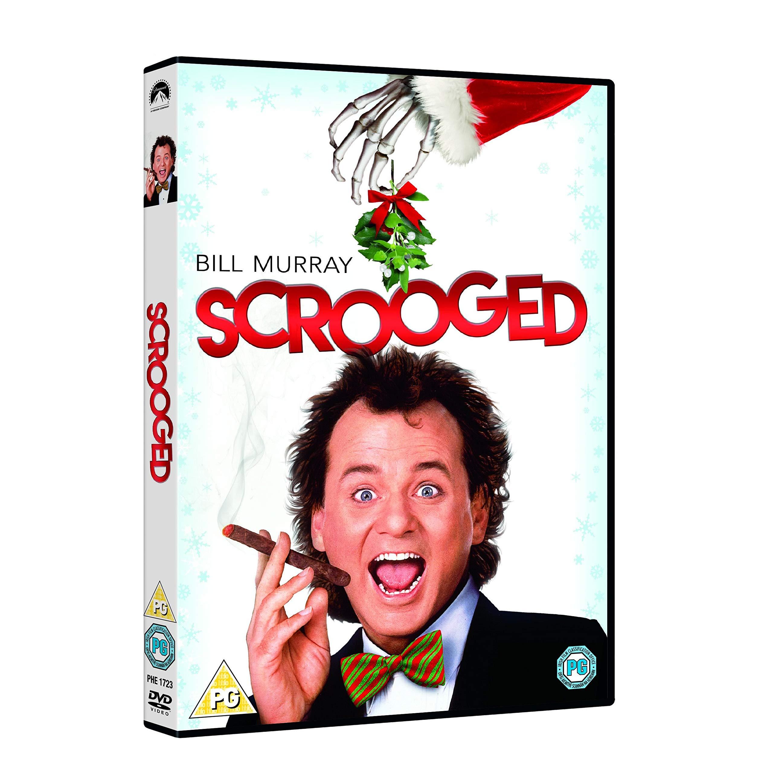 Scrooged (2012 Re-pack) [DVD]