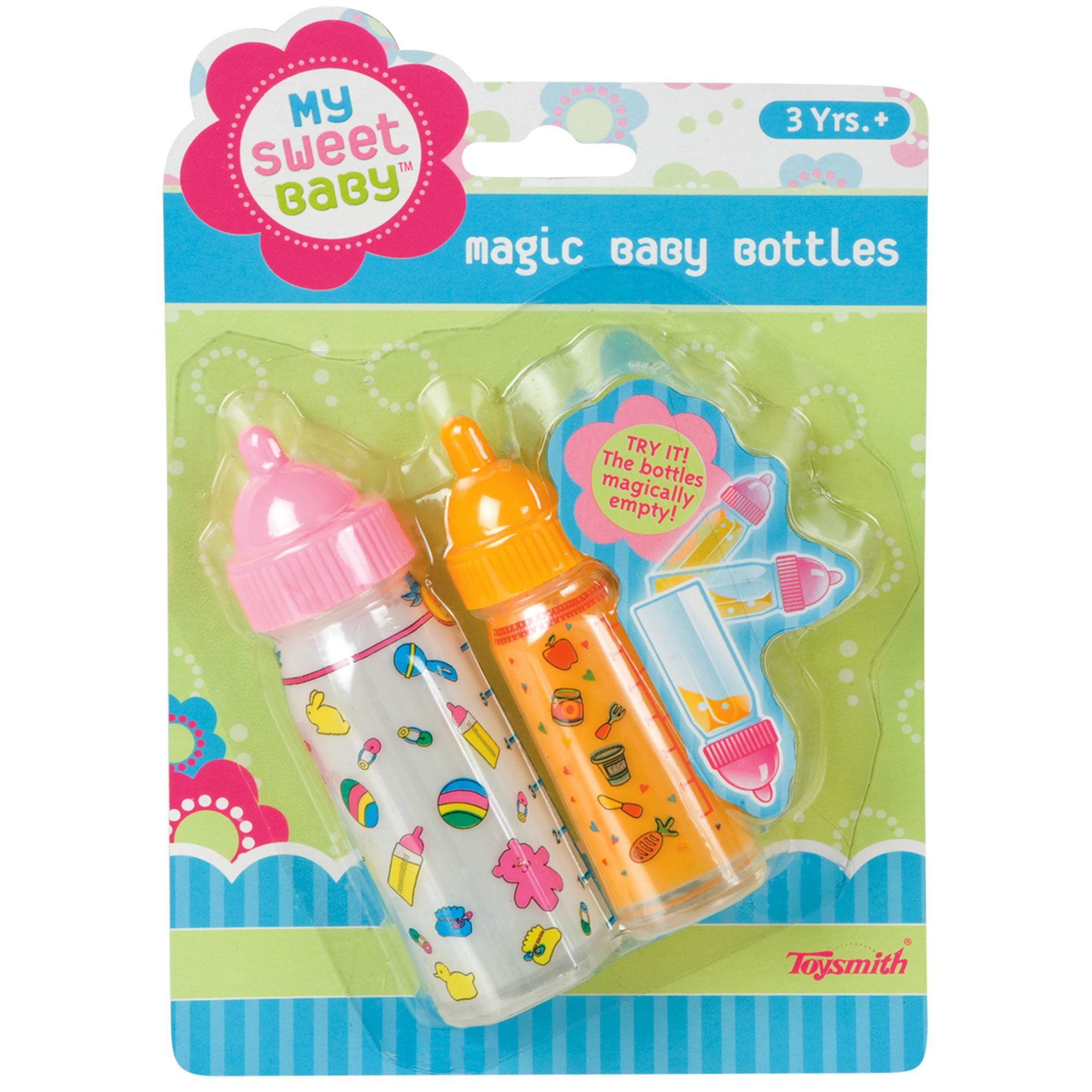 Amazon Com American Plastic Toy My Very Own Nursery Set