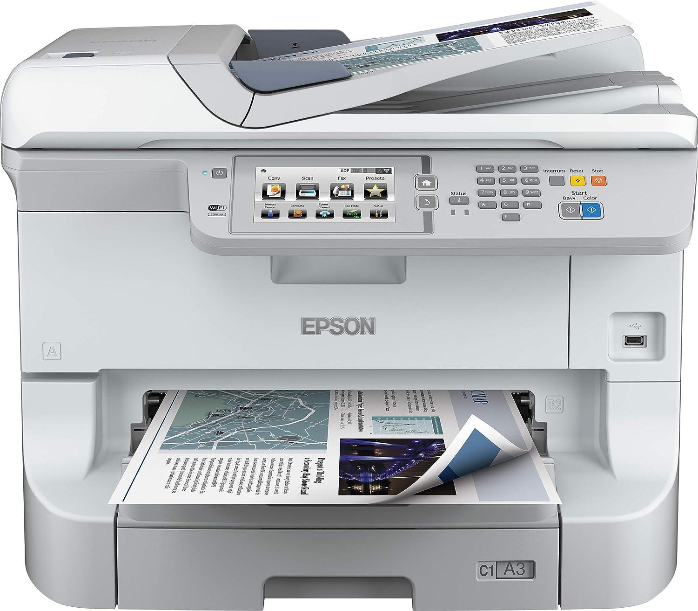 Epson Workforce Pro WF-8590DTWF - Impresora multifunción ...