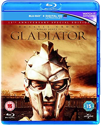 Amazon.com: Gladiator - 15th Anniversary Edition [Blu-ray ...