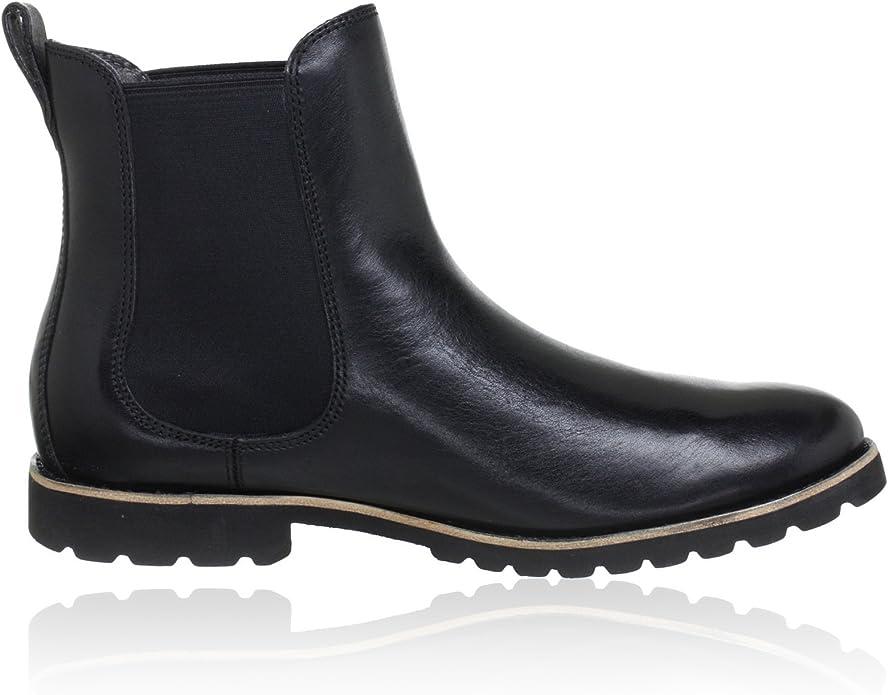 Rockport Lh Chelsea Boot, Bottes Chelsea Homme Noir Noir