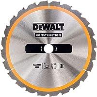 DeWalt Bau-cirkelsågblad för stationärsåg/cirkelsågblad (250/30 mm 24WZ, för snabba skärning) DT1956