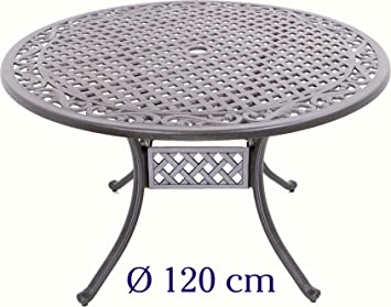 Hanseatisches Im- & Export Contor GmbH Table de Jardin, Fonte d ...