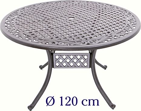 Hanseatisches Im- & Export Contor GmbH Table de Jardin ...