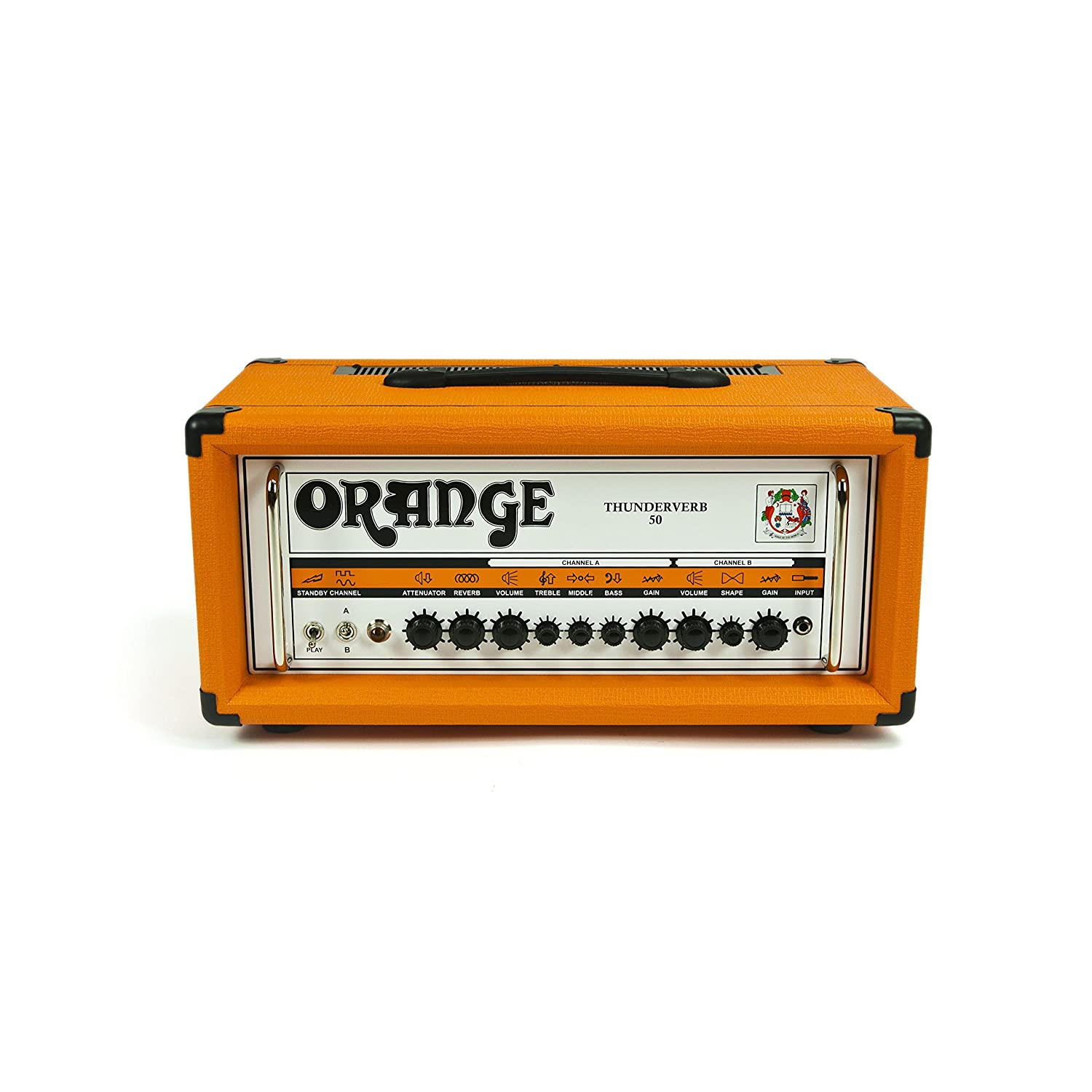 Orange TV 50 H Thunderverb cabeza de amplificador de válvulas para guitarra 50 Watts RMS: Amazon.es: Instrumentos musicales