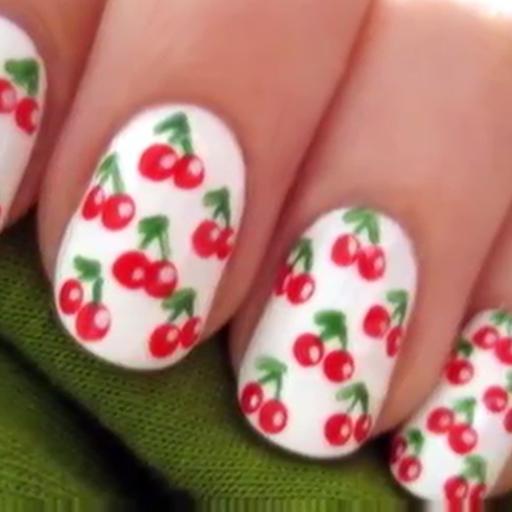 Cherry Nail Art - Cherry Nail Art:Amazon:Mobile Apps