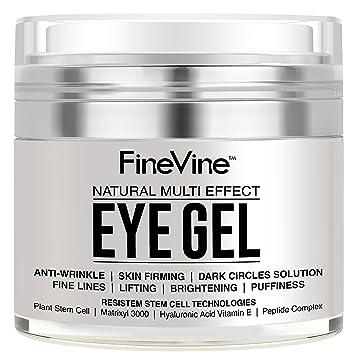 Amazon Com Anti Aging Eye Gel Made In Usa For Dark Circles