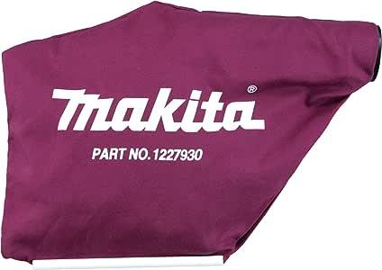 Makita 122793-0 - Bolsa de polvo con adaptador: Amazon.es: Bricolaje y herramientas