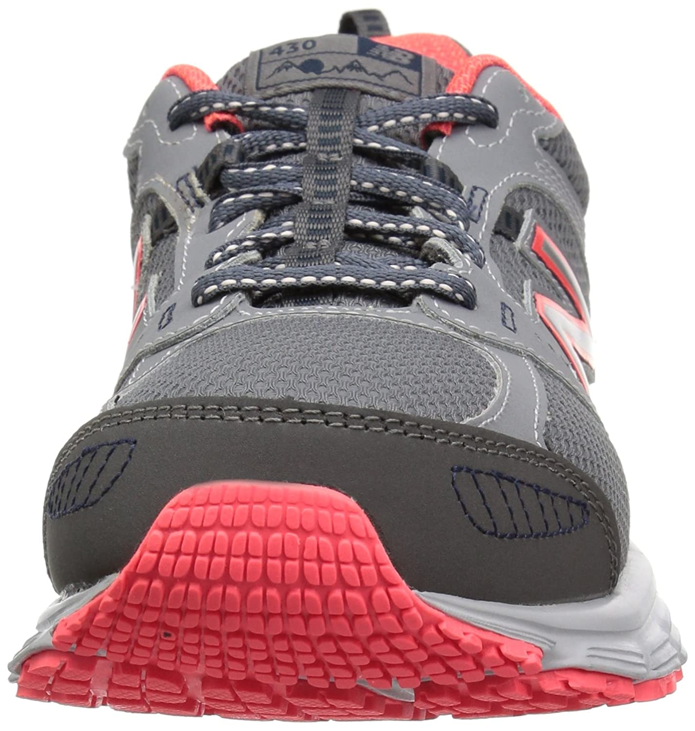 Amazon.com | New Balance Womens 430v1 Running Shoe, Thunder/Azalea, 9.5 D US | Road Running