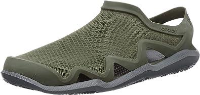 Crocs Men's Swiftwater Mesh Wave Sandal