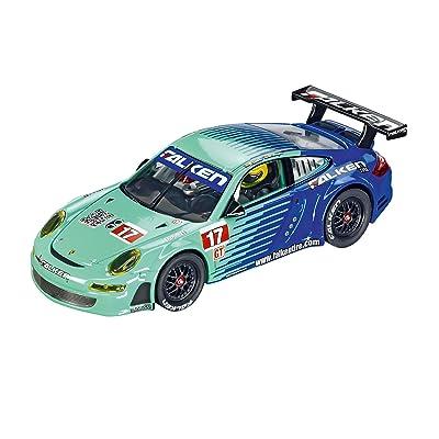 7a86fcc0444 Carrera Digital 132 - 20030642 - Voiture De Circuit - Porsche Gt3 Rsr -  Team Falken