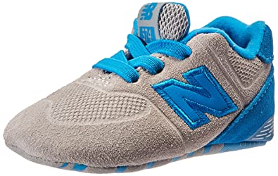 new balance kids' kl574v1 sneakers green