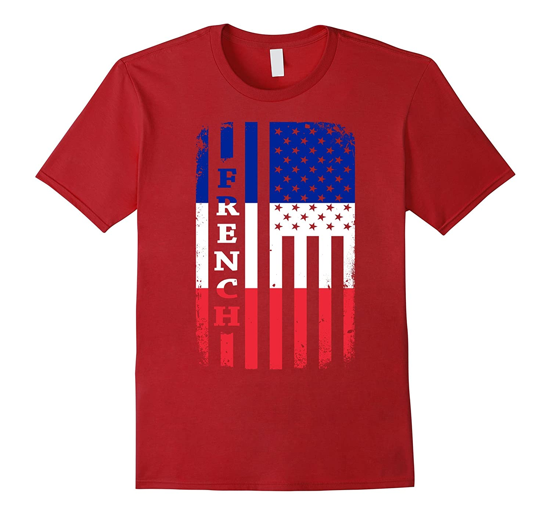 France flag awesome shirt- TPT