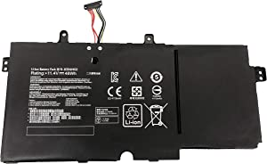 Tinkerpal Compatible B31N1402 Replacement Laptop Battery for ASUS Notebook N591LB Q551LN Q552UB Q551 Q551L B31BN9H N591LB 0B200-01050000 0B200-01050000M 11.4V 48WH - 12-Month Warranty