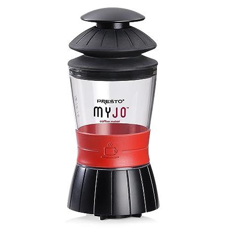 Amazon.com: Presto 02835 MyJo cafetera eléctrica de una taza ...
