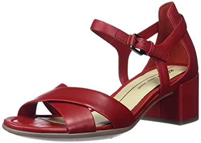 Women's Shape 35 Wedge Leather and Print T-Strap Sandals v9uKp5