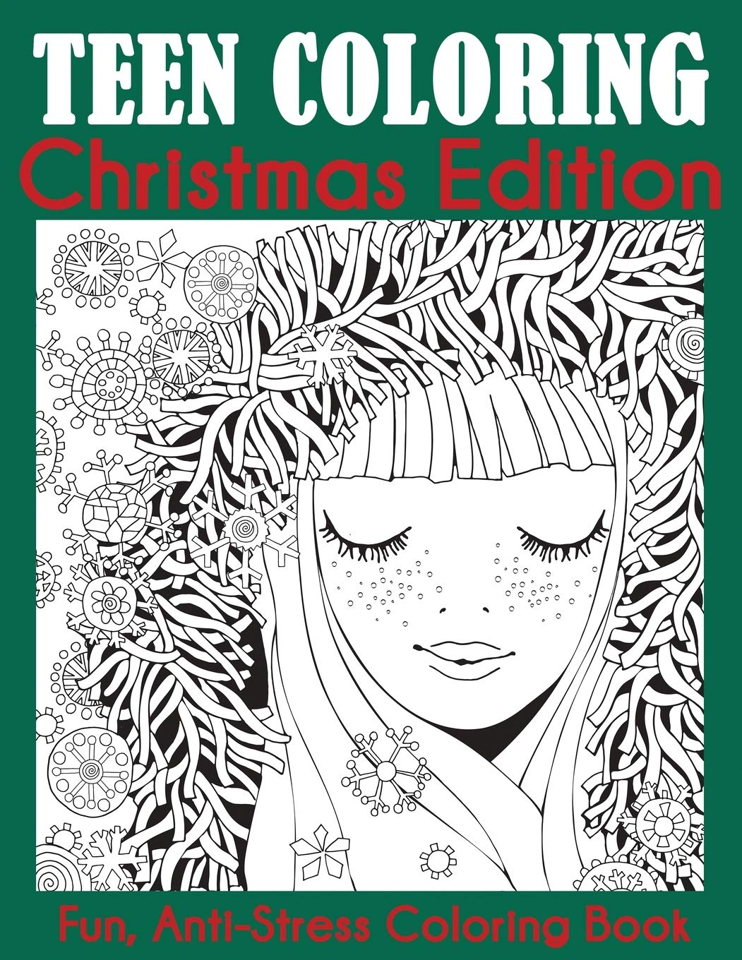 Top 25 Free Printable Christmas Coloring Pages Online | 1360x1051
