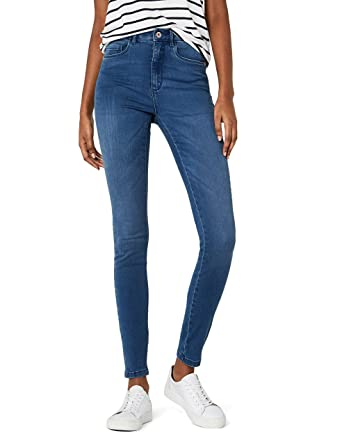 60aec4181e1cbf ONLY Damen Skinny Jeanshose 15097919  Amazon.de  Bekleidung