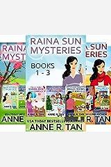 A Raina Sun Mystery (3 Book Series) Kindle Edition