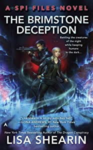 The Brimstone Deception (SPI Files Book 3)