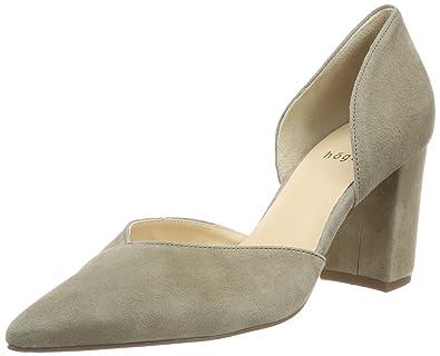 Womens 5-10 7512 0100 Closed Toe Heels, Black H?gl