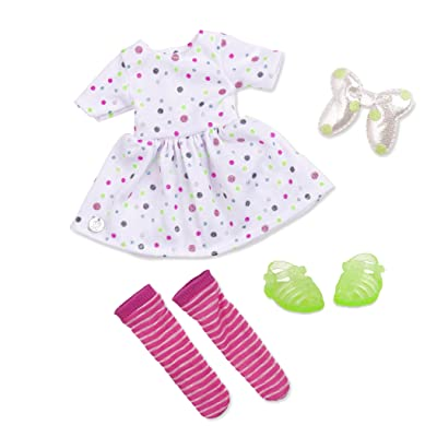 "Glitter Girls by Battat - Bubbly & Shiny Outfit -14"" Doll Clothes - Toys, Clothes & Accessories For Girls 3-Year-Old & Up: Toys & Games"