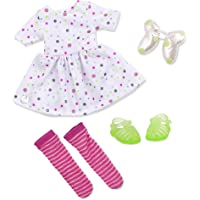 "Glitter Girls by Battat - Bubbly & Shiny Outfit -14"" Doll Clothes - Toys, Clothes & Accessories for Girls 3-Year-Old…"