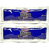 Kraft Real Mayonnaise Packets, 7/16 oz, 200 ct