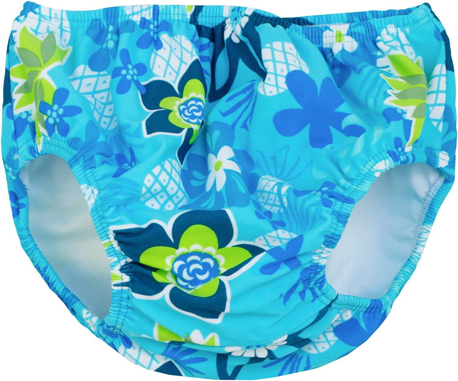UPF 50 Sun Protection Swimsuit Tuga Girls Reusable Swim Diapers