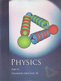 Physics Textbook Part - 1 for Class - 11 - 11086: Amazon in