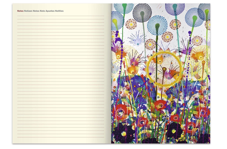 2018 Dan Bennett Diary - teNeues Large Magneto Diary - Illustrations - 16 x  22 cm: Amazon.co.uk: teNeues Calendars & Stationery: 4002725954992: Books