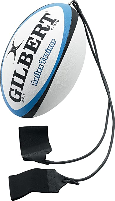Gilbert Reflex - Entrenador de Rugby para Hombre, tamaño 5: Amazon.es: Deportes y aire libre
