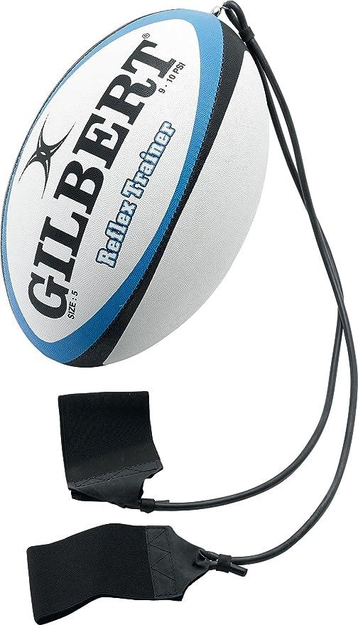6 opinioni per Gilbert Reflex Catch Trainer Pallone da Rugby, 5