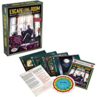 Escape the Room Dr. Secret of Gravely's Retreat Game
