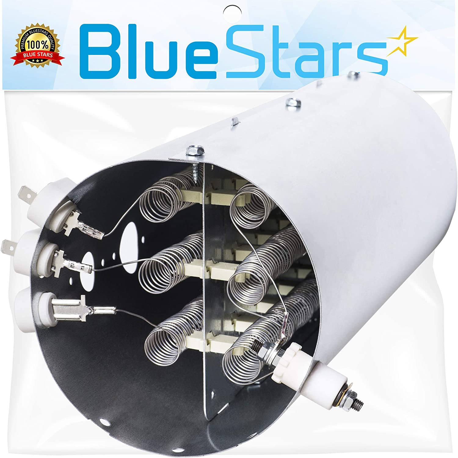 134792700 Dryer Heating Element Replacement Part by Blue Stars - Exact Fit For Electrolux Frigidaire Dryers - Replaces PS2349309 AP4368653 1482984 AH2349309 AP4456656 EA2349309