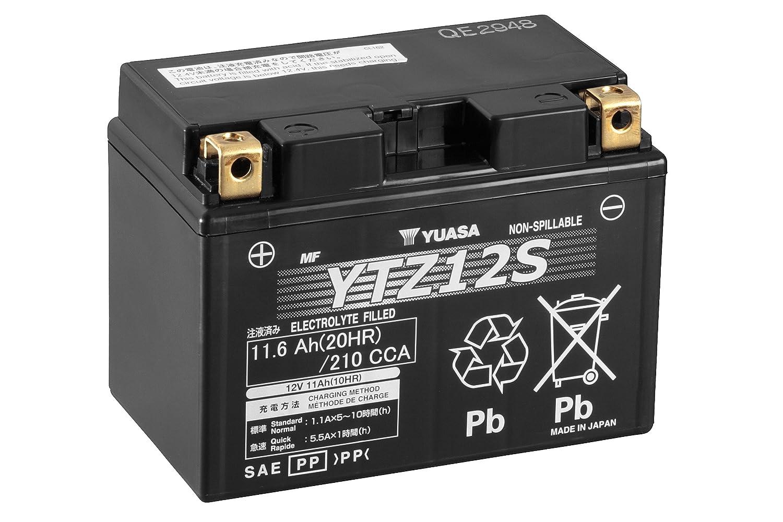 YUASA YTZ12S Batterie de Moto YUAM7212A