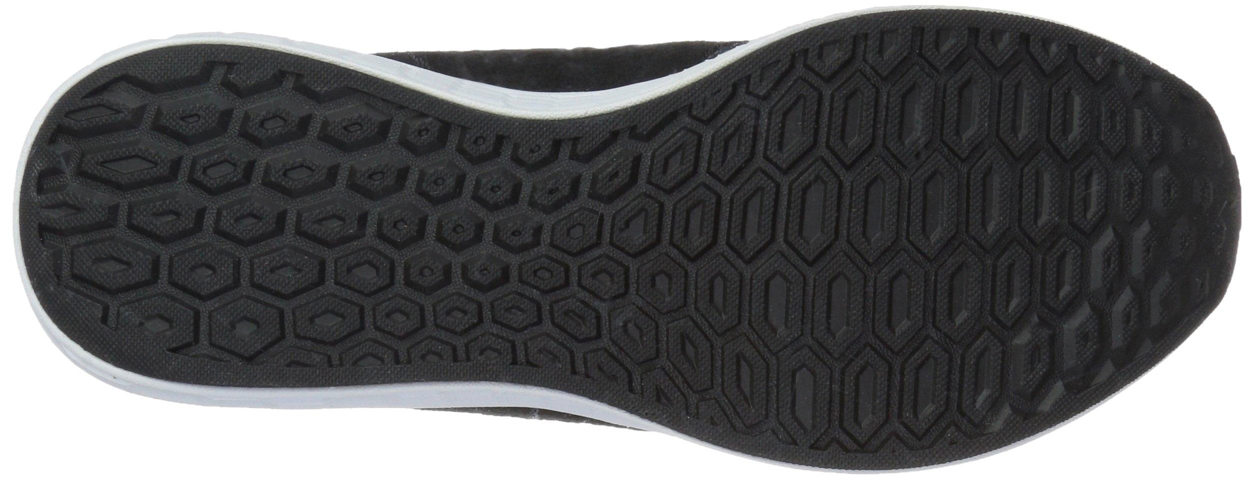 New Balance Men's Cruz V2 Fresh Foam Running Shoe, black/white, 7 D US by New Balance (Image #3)