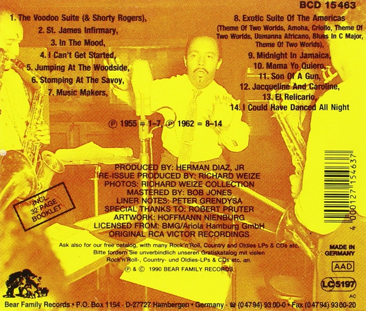 Voodoo Suite / Exotic Suite of the Americas