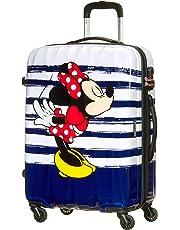 American Tourister Disney Legends - Spinner 65 Alfatwist 3,40 kg Bagage enfant, cm, 62.5 liters, Multicolore (Minnie Kiss)