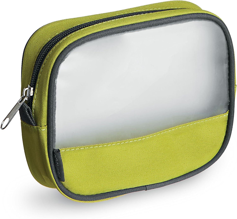 Domopak Living 8001410073587/Smart Bag Block Small poli/éster 4/x 16/x 13/cm colorato-Trasparente