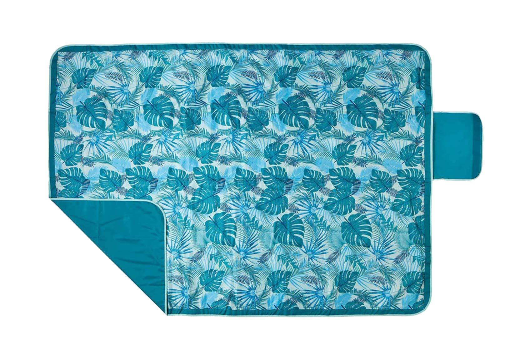 Lightspeed Outdoors Waterproof Folding Outdoor Blanket (Large, Palm Green) by Lightspeed Outdoors