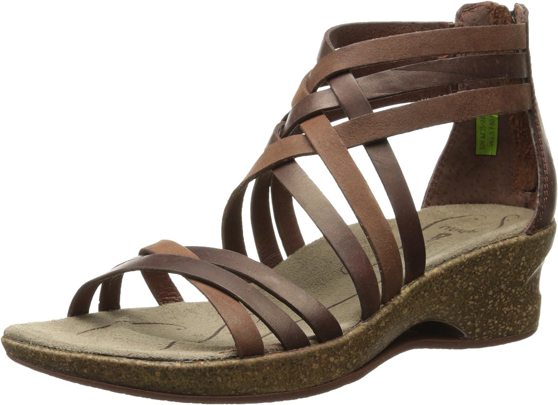 Ahnu Womens Trolley Wedge Sandal