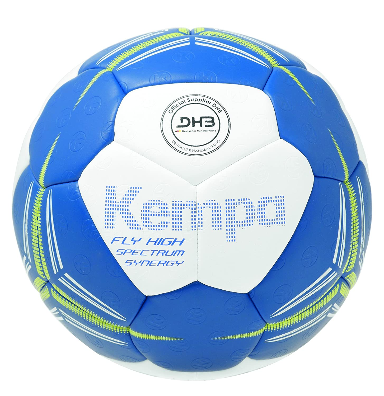 Kempa Hombre Fly High Spectrum Synergy de Balonmano, Color Azul ...