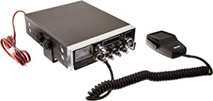 Mobile AM/SSB CB Radio with Frequency Counter & Backlit Faceplate in a Mid Size Chassis - 7.25