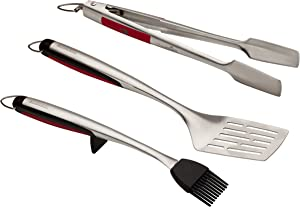 Char-Broil 3 Piece Comfort Grip Tool Set