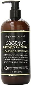 Renpure Coconut Creme Cowash Cleansing Conditioner, 16 Fluid Ounce
