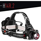 Clamshell Packaging LEDLENSER H14R.2 Rechargeable Headlamp Camping & Outdoor