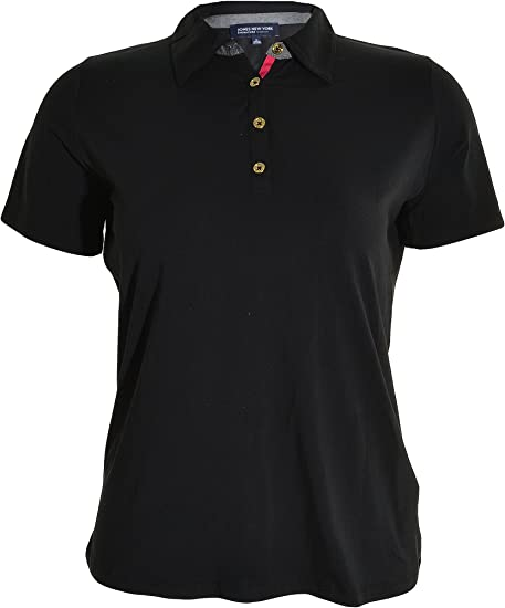 Womens Short Sleeve Polo Shirt