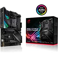 ASUS ROG Strix X570-F Gaming ATX Motherboard with PCIe 4.0, Aura Sync RGB Lighting, Intel Gigabit Ethernet, Dual M.2 with Heatsinks, SATA 6GB/S and USB 3.2 Gen 2